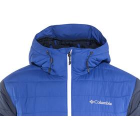 Columbia Powder Lite Hooded Jacket Herren collegiate navy/azul